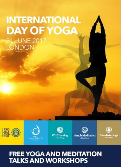 21st June Is The United Nations International Yoga Day You Are Invited To Join Us For World Celebrations In London Organized By Hale Clinic